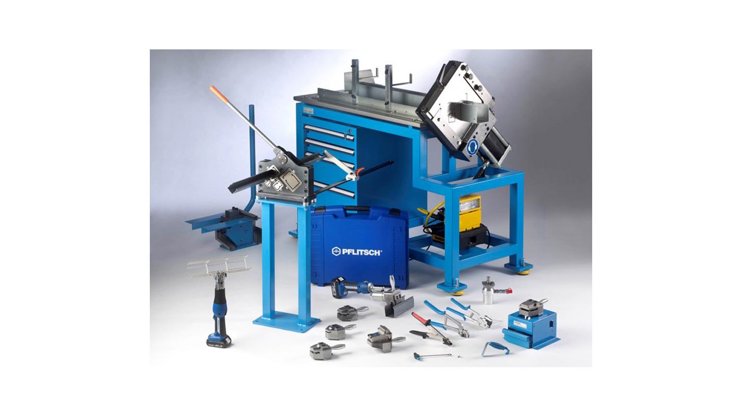 Logo Trunking working machines