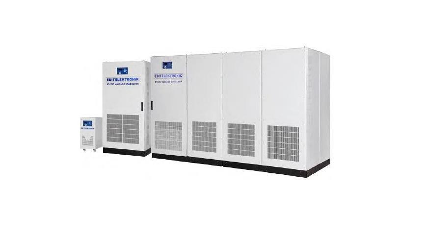 Logo IMP Model Static Voltage Stabilizers