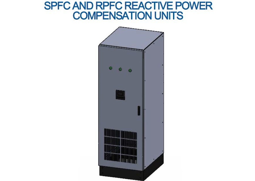 Logo Reactive Power Compensation Units