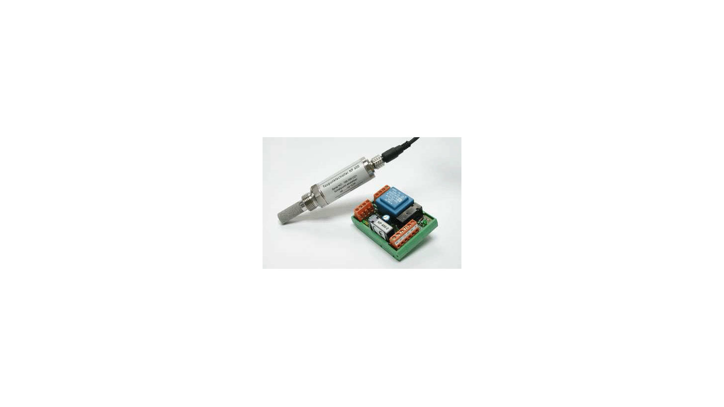 Logo Dew Point Sensor NP400 (Switch)
