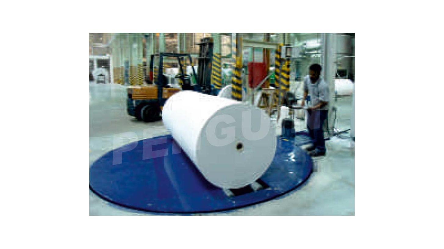 Logo Reel Wrapping Machine
