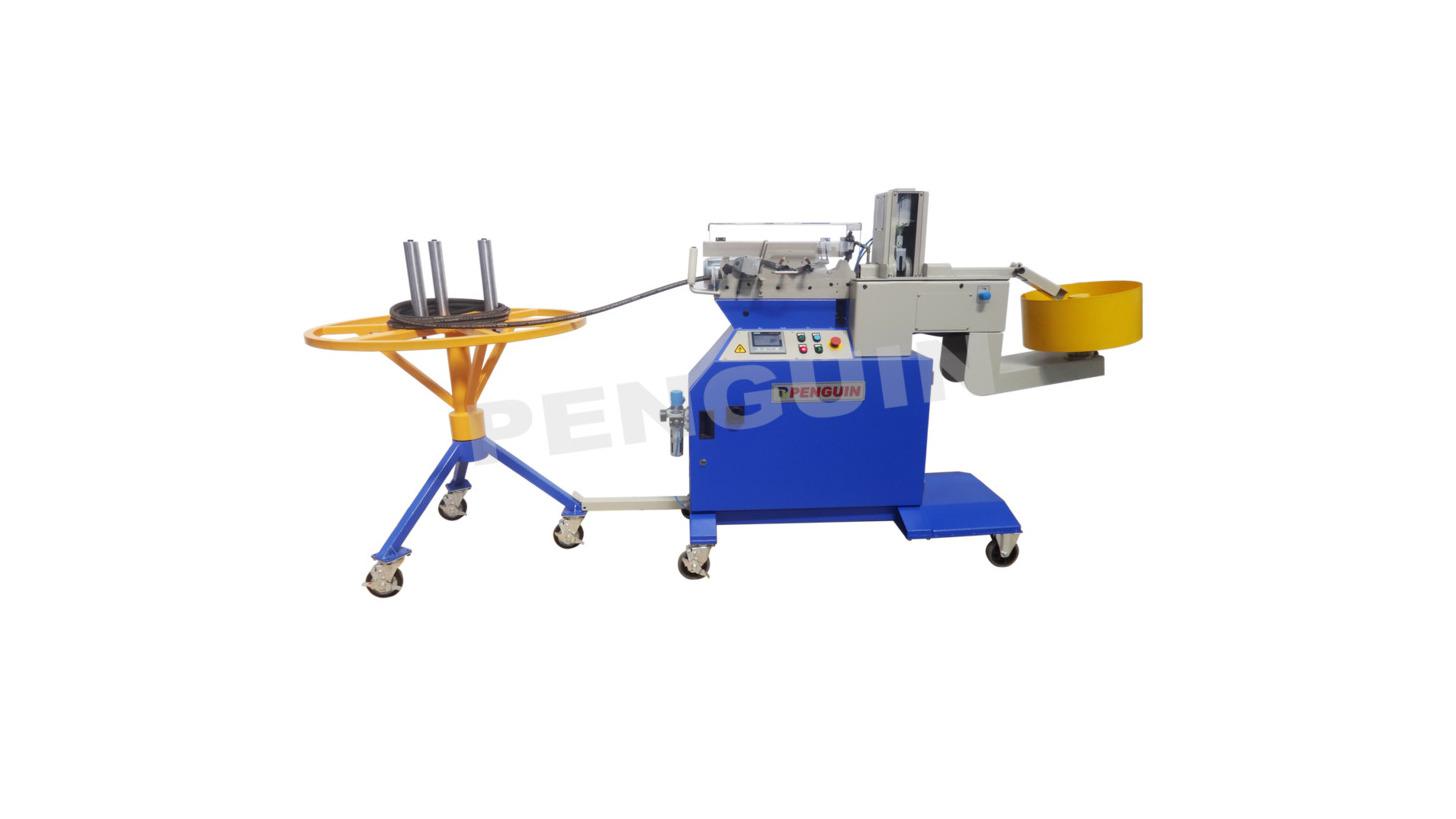 Logo Hose cutting machine
