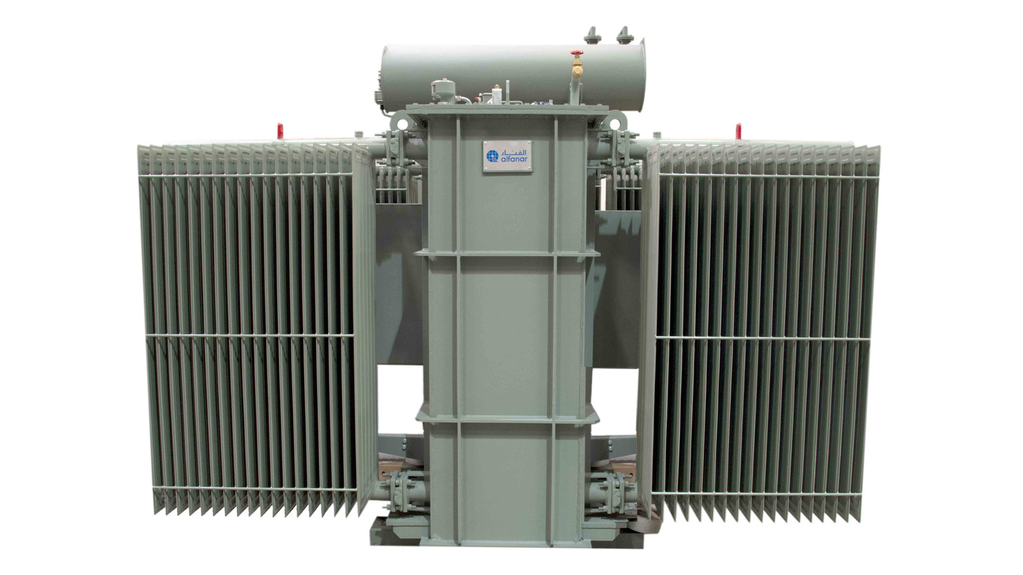 Logo Transformers & package substations