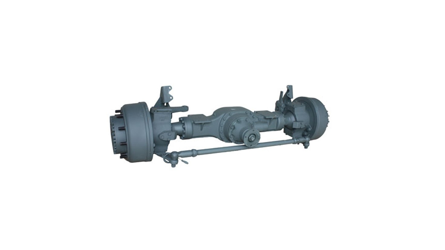 Logo Differential Axles