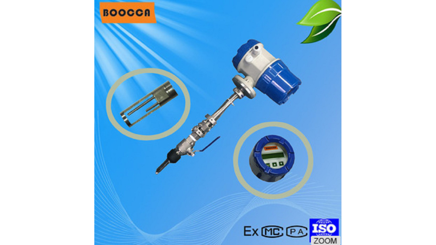 Logo BF60 Thermal mass flow meter