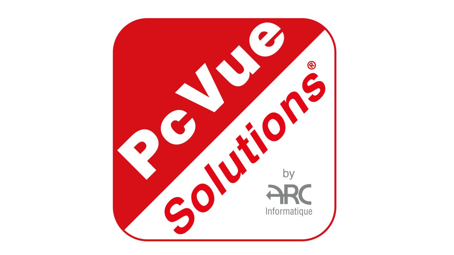 Logo PcVue SCADA/HMI
