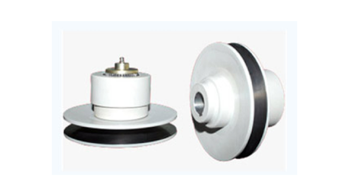 Logo Adjustable Center Variable Speed Pulley