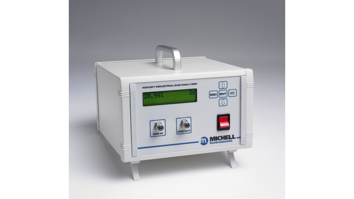 Logo XGA301 Industrial Gas Analyzer