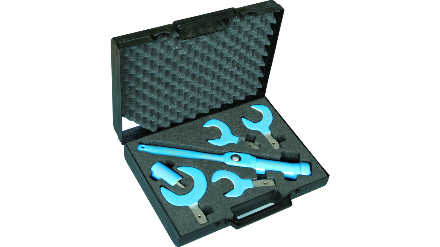 Logo ATEX tools for working in gas atmosphere