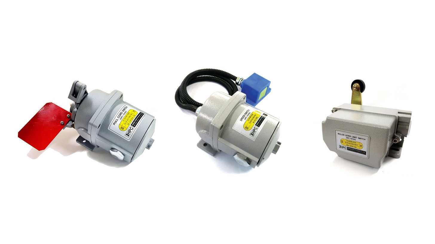 Logo Limit Switch, Belt conveyor Switch
