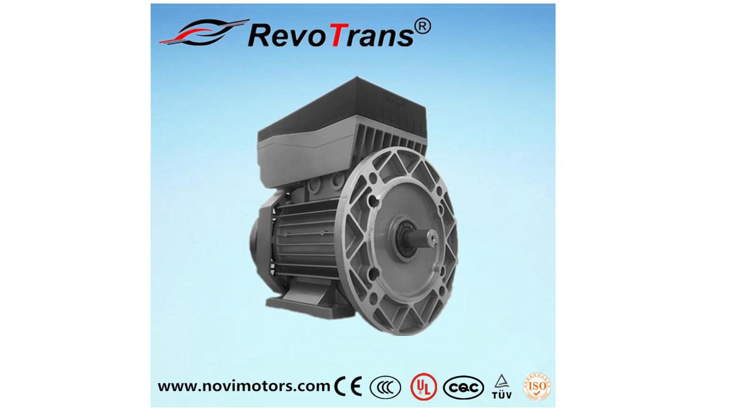 Logo Integrated Permanent Magnet Servo Motor