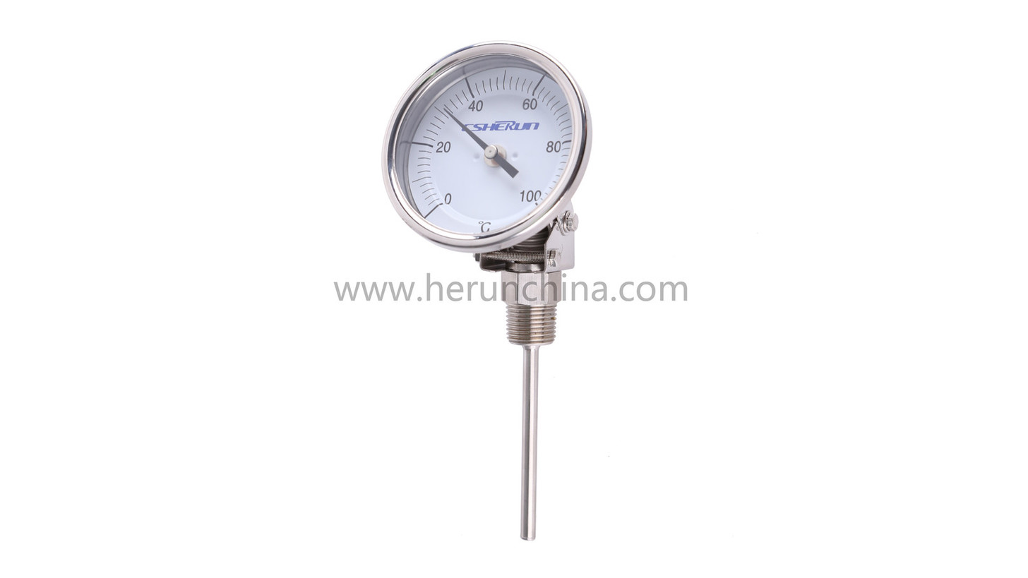 Logo Bimetal thermometer