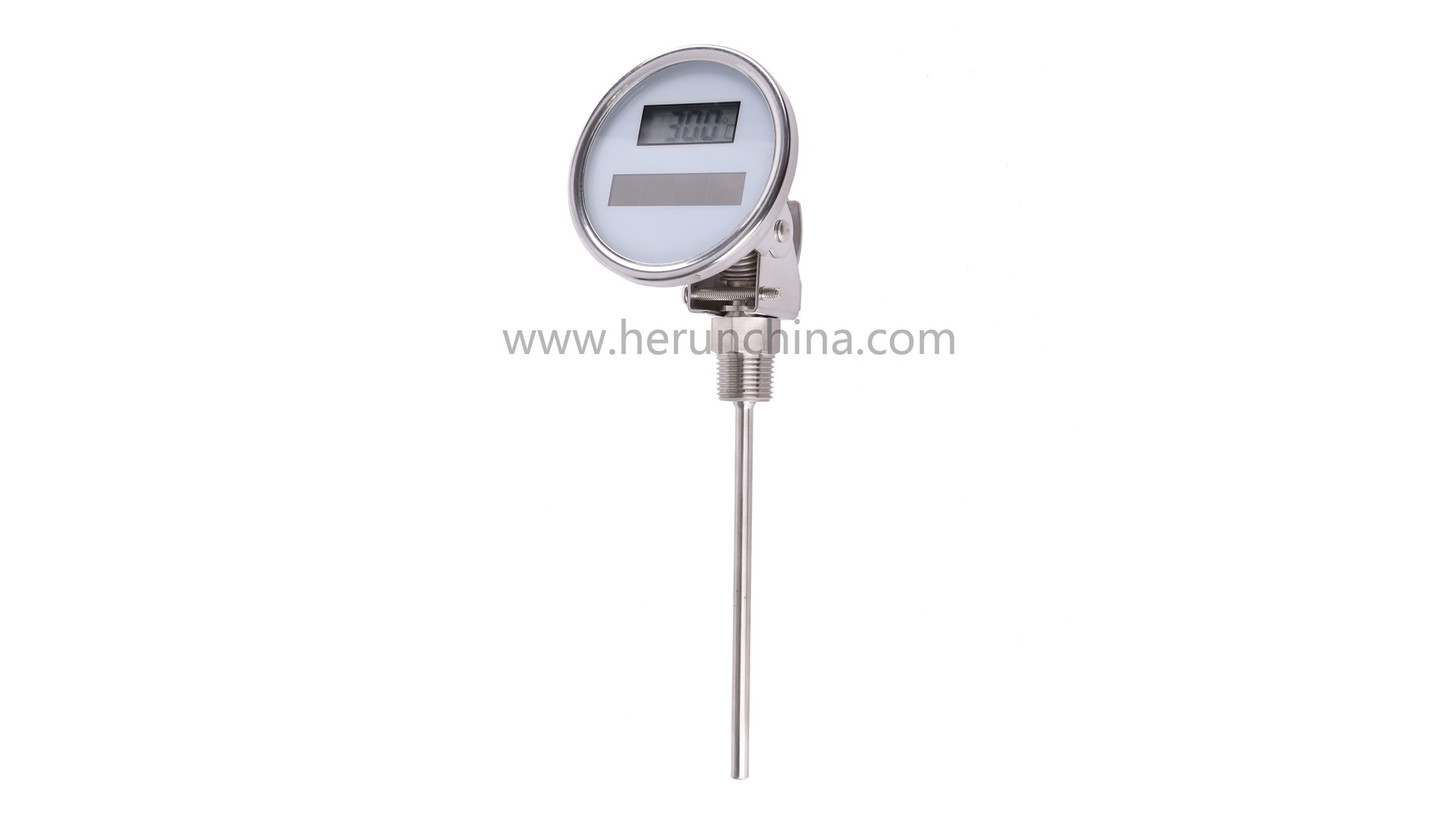 Logo Digital thermometer