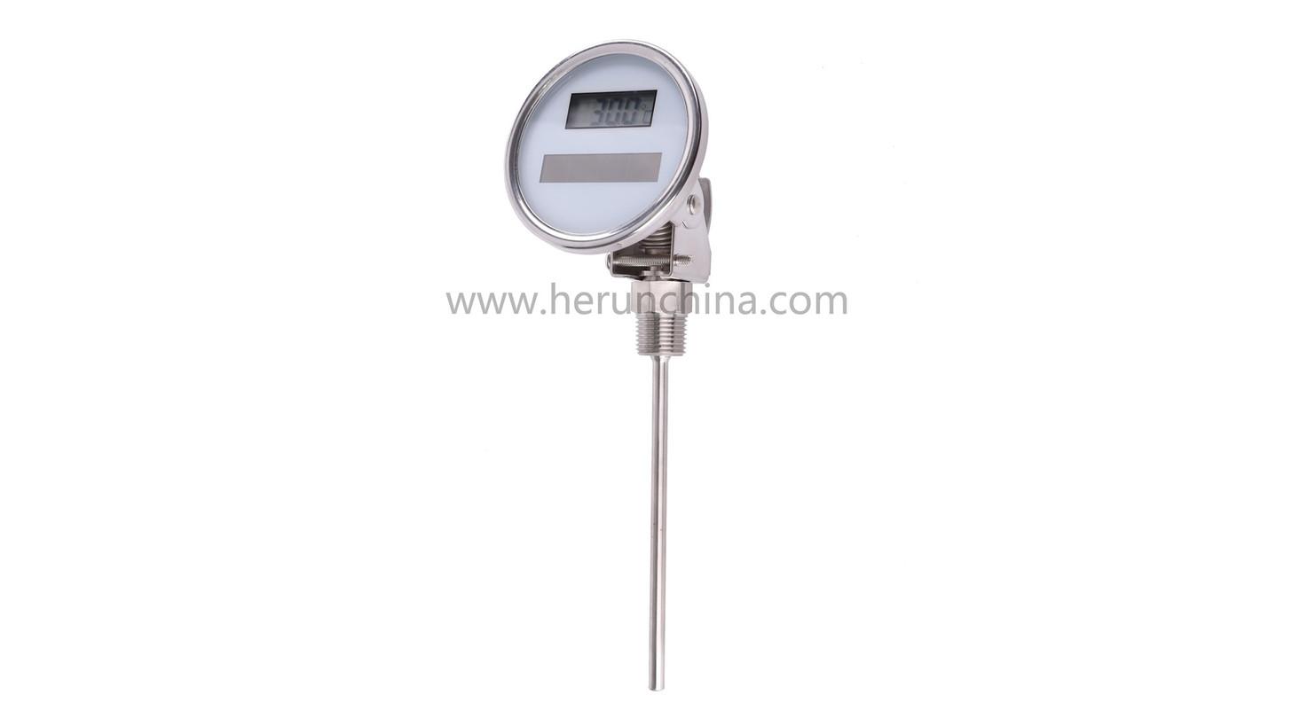 Logo Digital thermometer