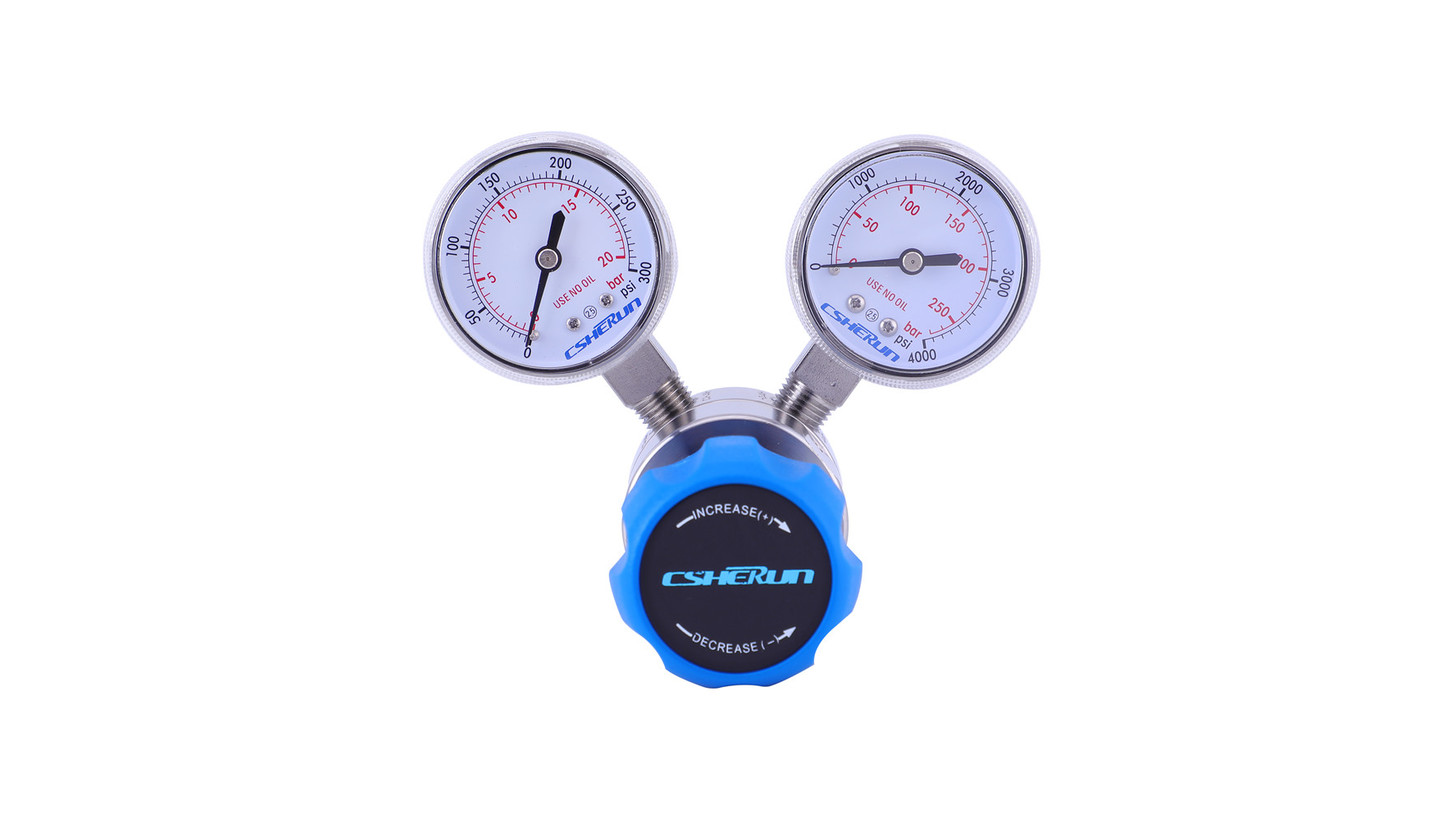 Logo Gas regulator