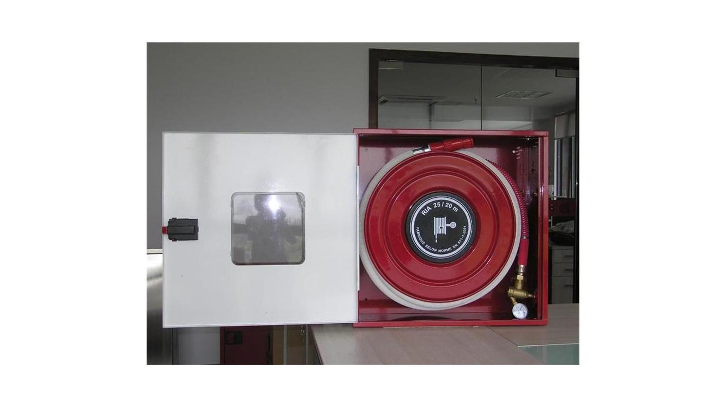 Logo Circular loom for fire hose