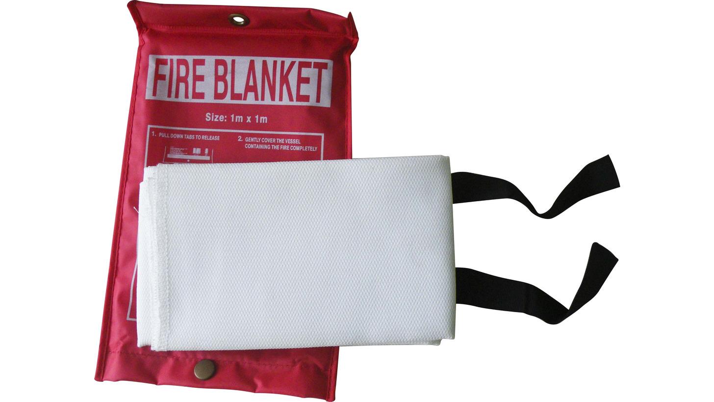 Logo Fire Blanket