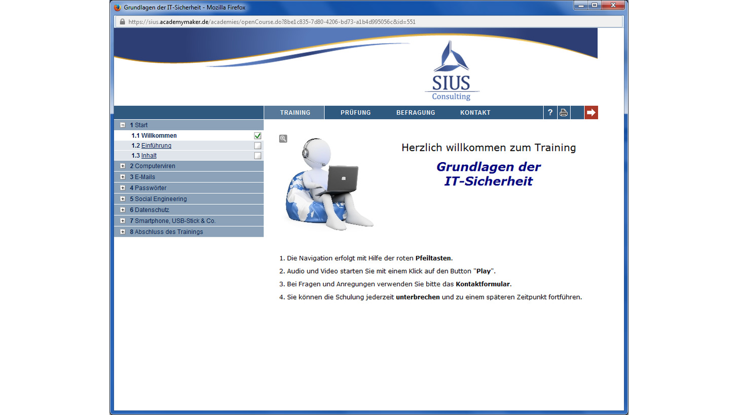 Logo Wirtschaftsschutz durch E-Learning
