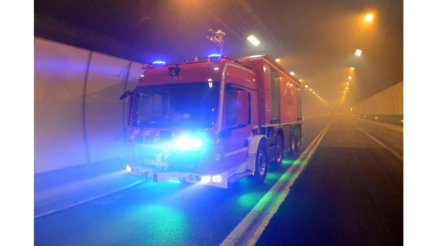 Logo BAI Special Fire Trucks