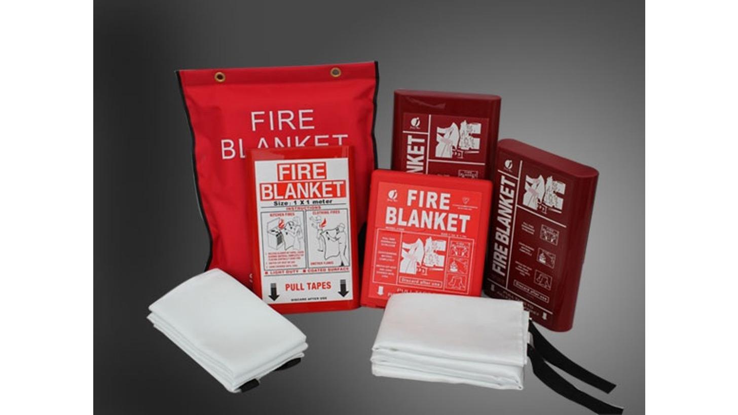 Logo EN 1869:1997standard Fire Blanket