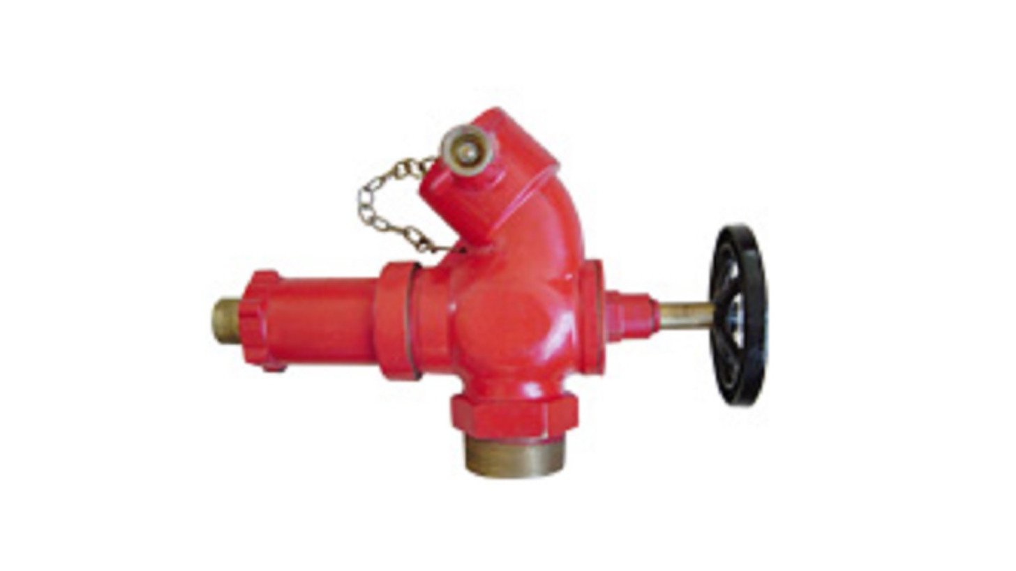 Logo Pressure Reducing Valve
