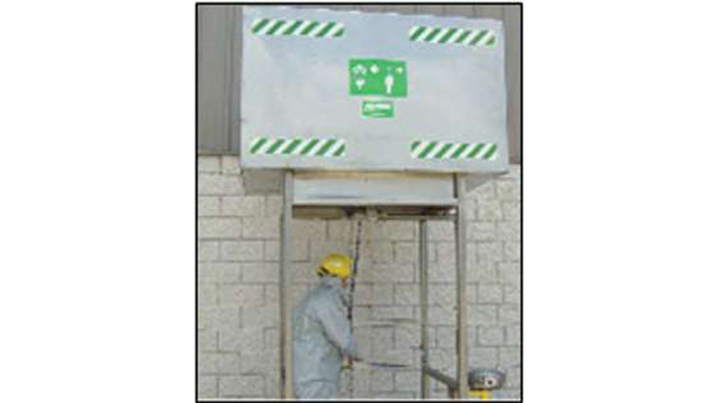 Logo FSI SAFETY TANK SHOWER