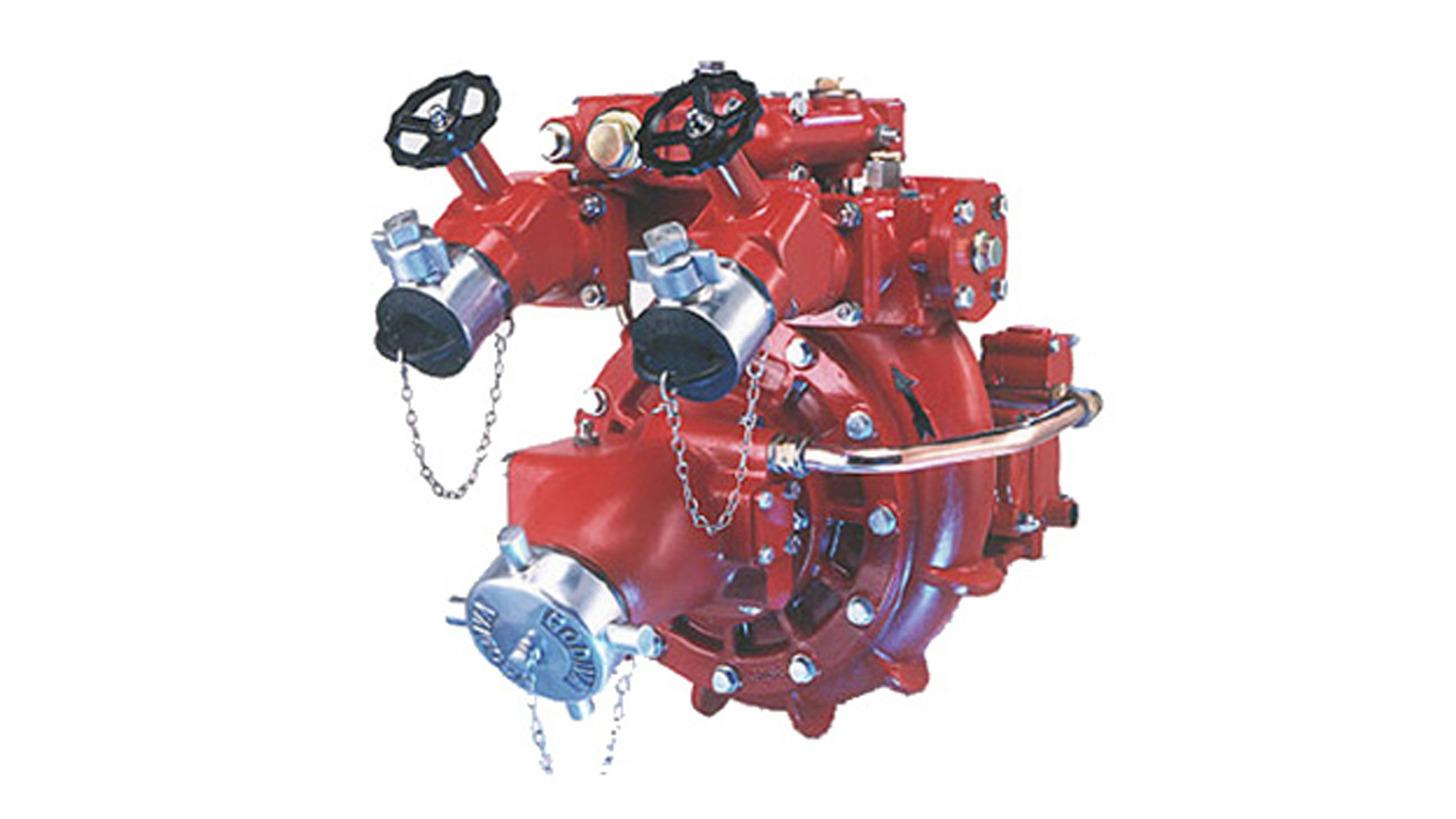 Logo Fire Pumps