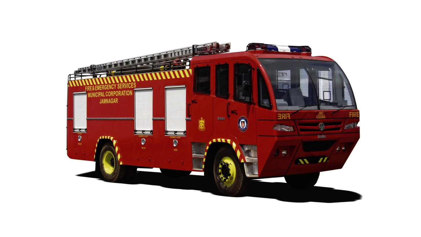 Logo Fire Vehicles