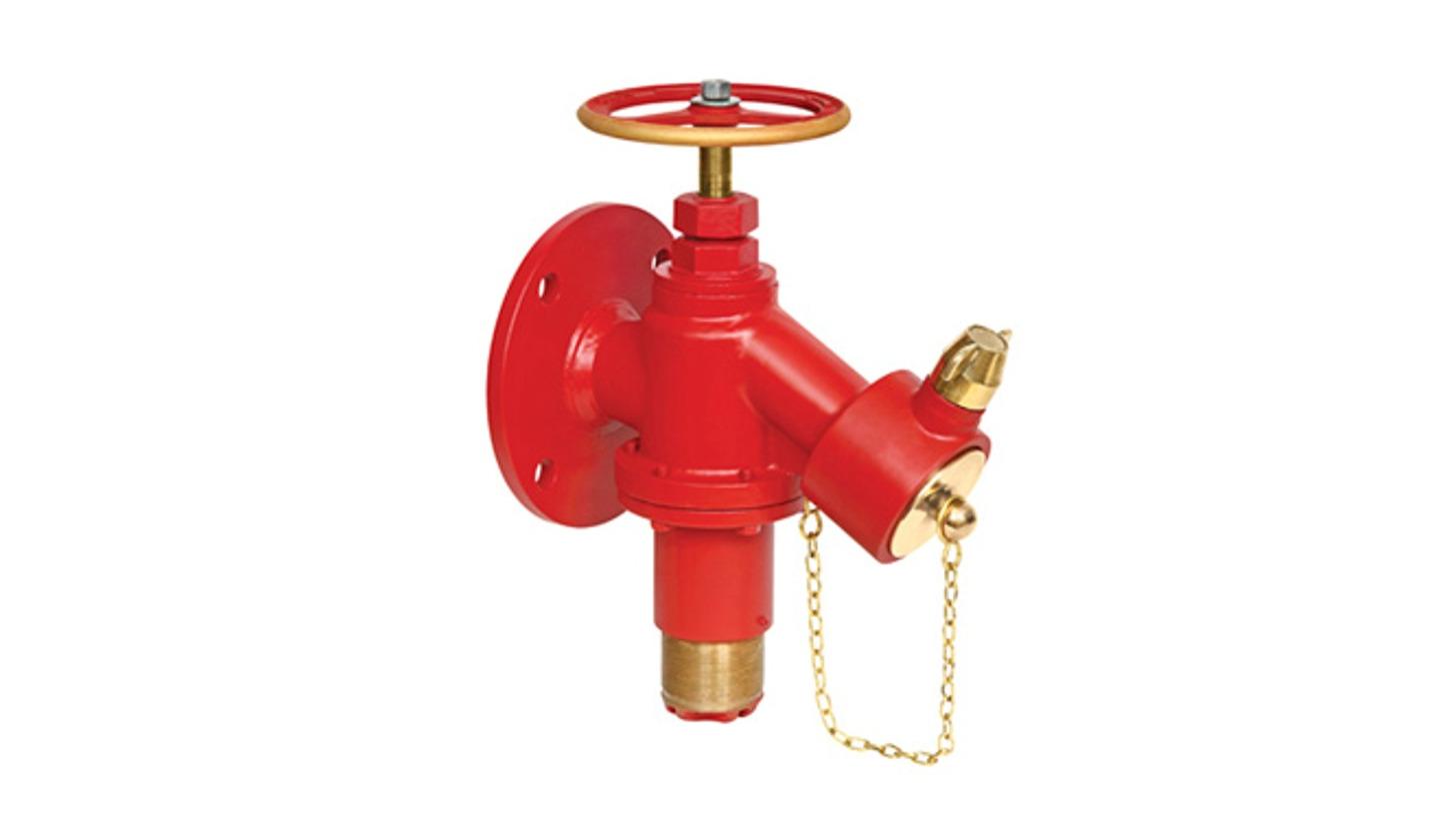 Logo Pressure Reducing Hydrant Valve