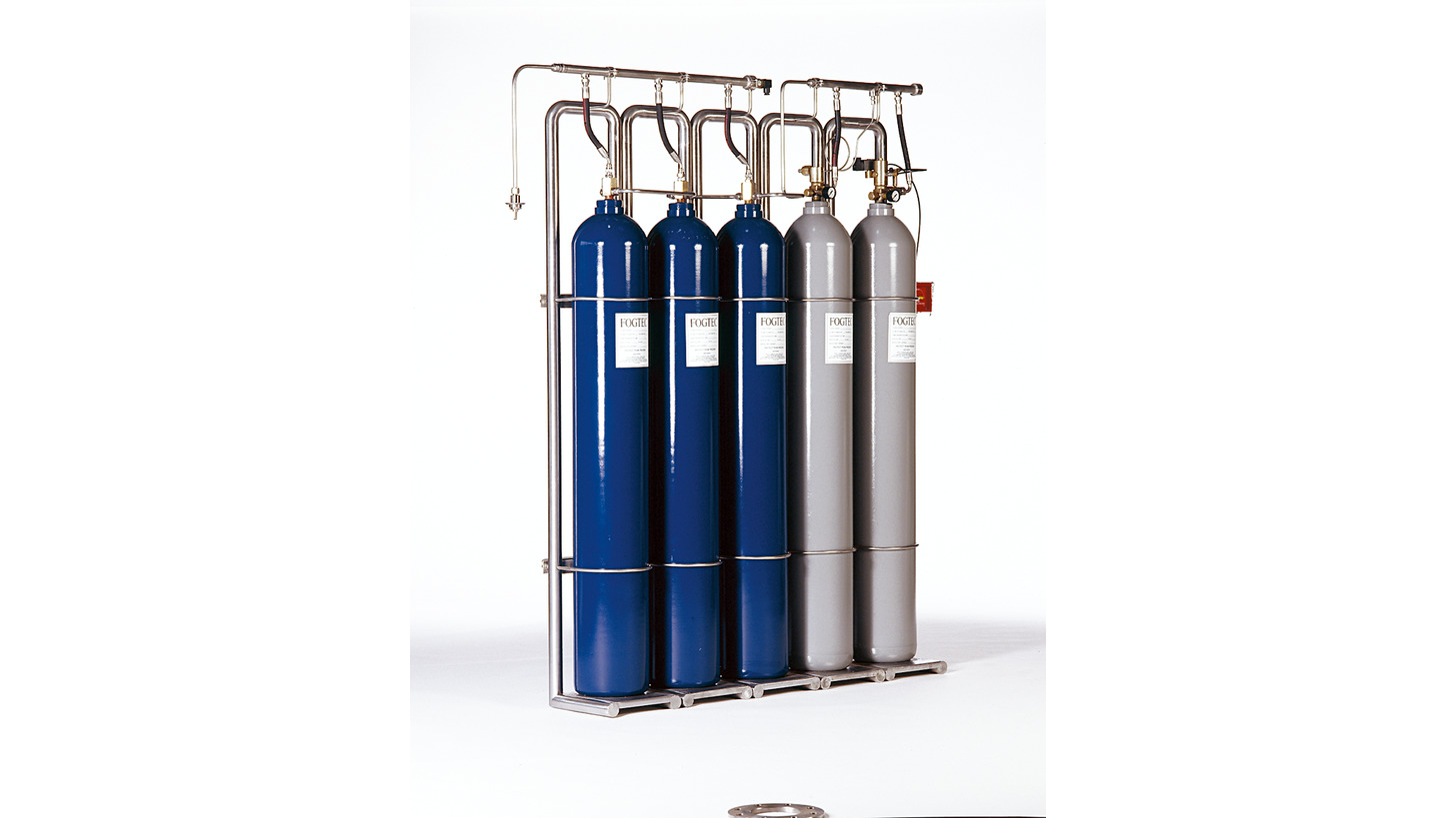 Logo High Pressure Water Mist Systems