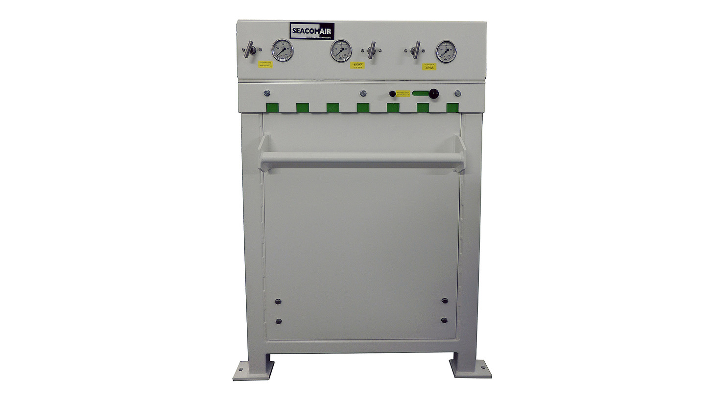 Logo Containment Fill Station CFS-2M