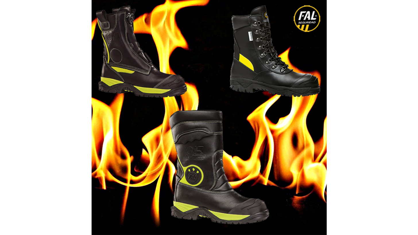 Logo FIREFIGHTING & EMERGENCIES FOOTWEAR