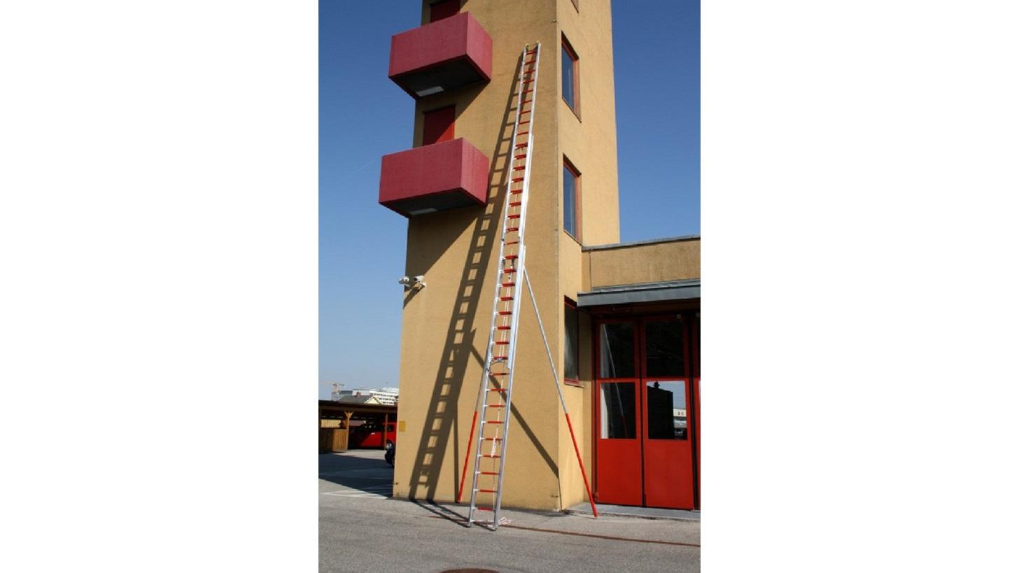 Logo Feuerwehrleitern nach EN 1147 und DIN