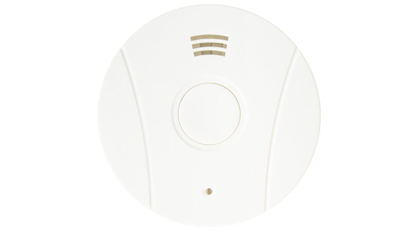 Logo 10-Year Lithium Battery Smoke Alarm