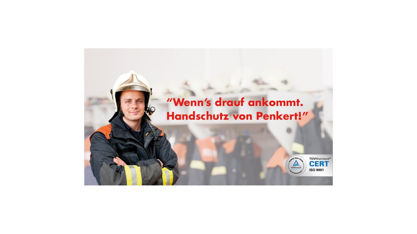 Logo Protective gloves