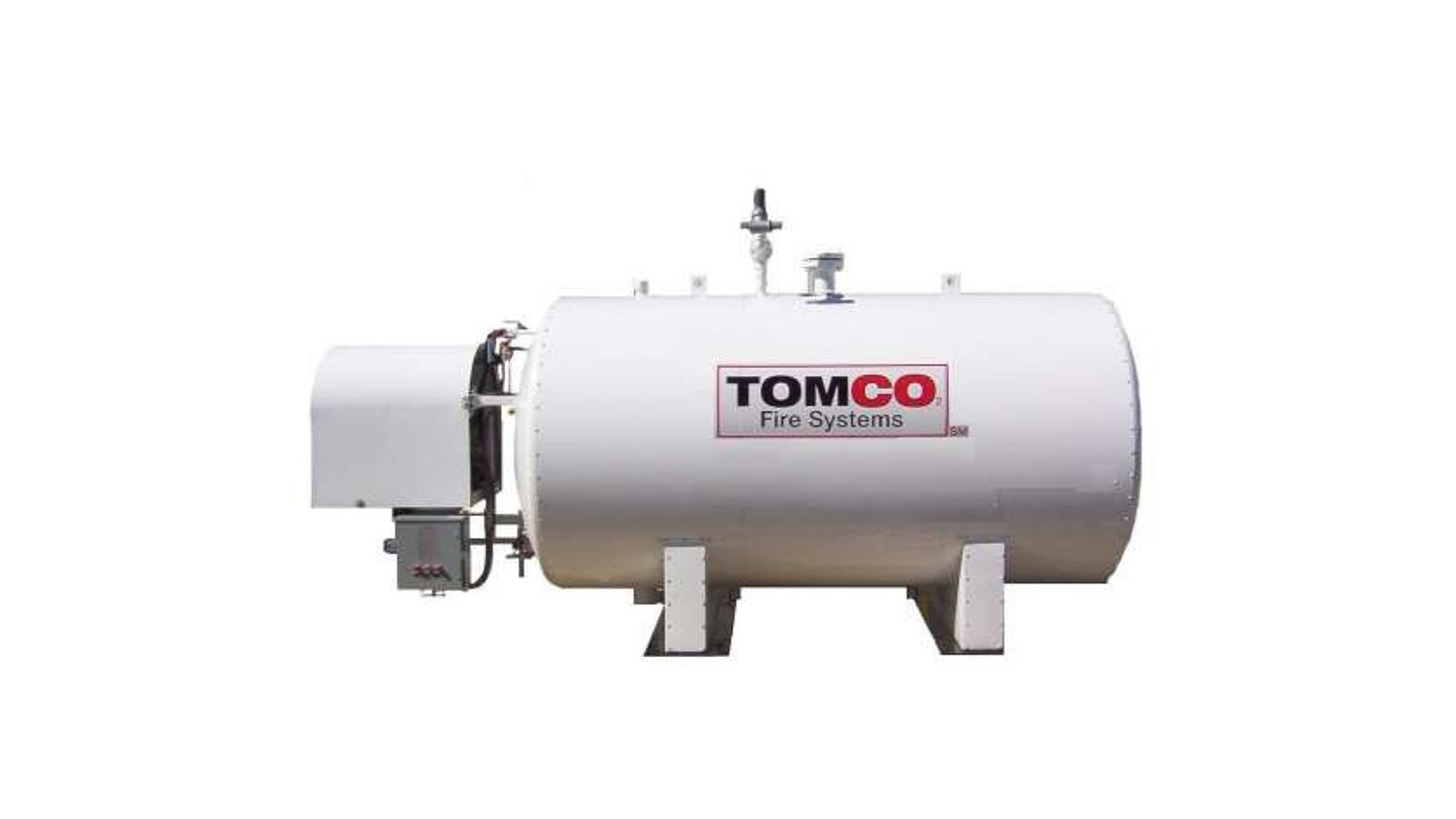 Logo Low Pressure CO2 Fire Suppression System