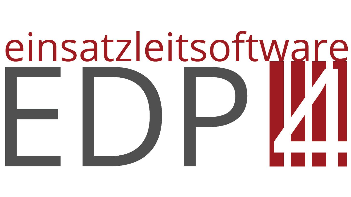 Logo Einsatzleitsoftware EDP4