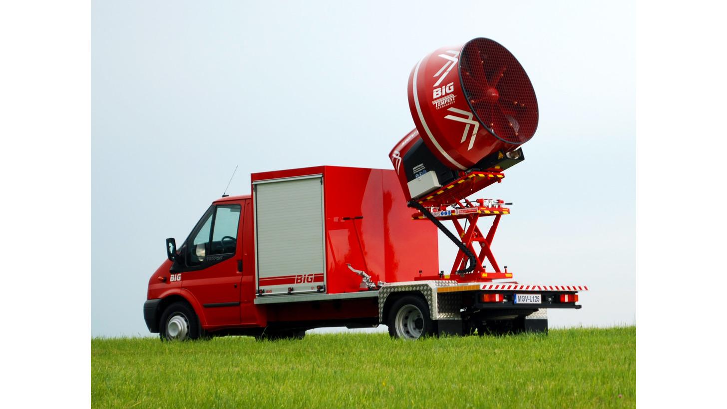 Logo Mobile Ventilation Unit MGV L125 II
