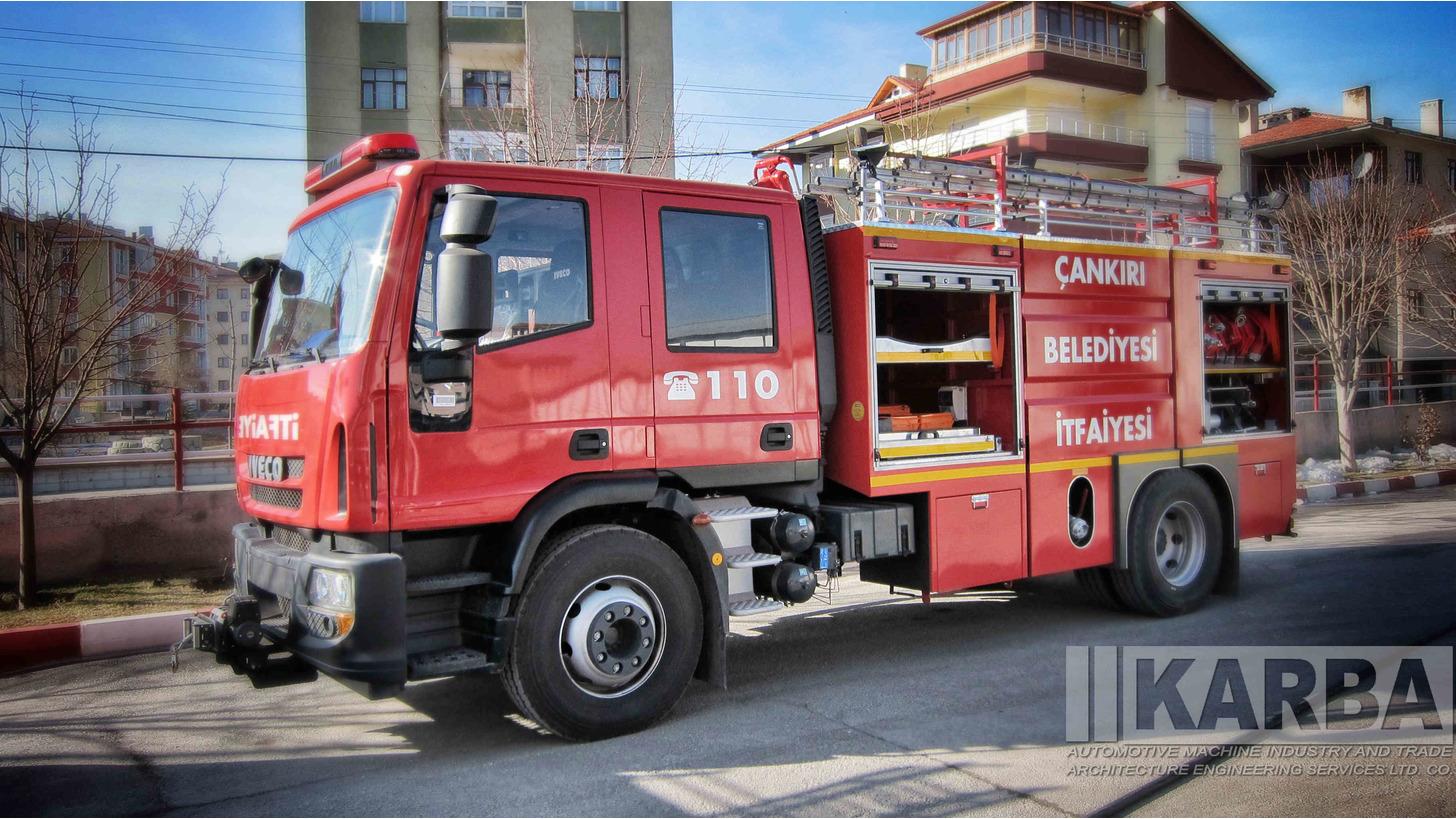 Logo Karba Medium Class Feuerwehrfahrzeuge mi