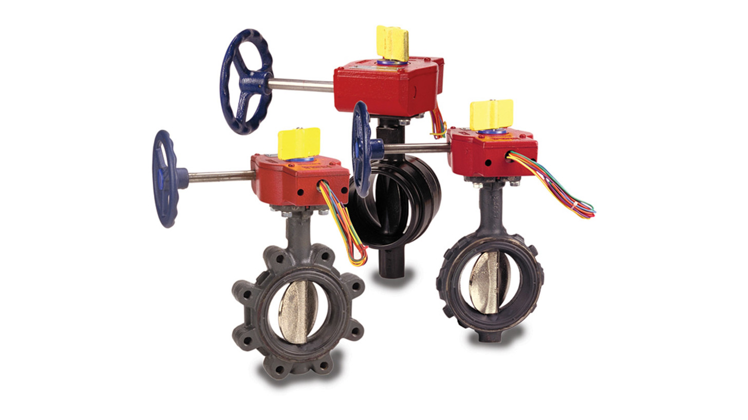 Logo NIBCO® Fire Protection Butterfly Valves