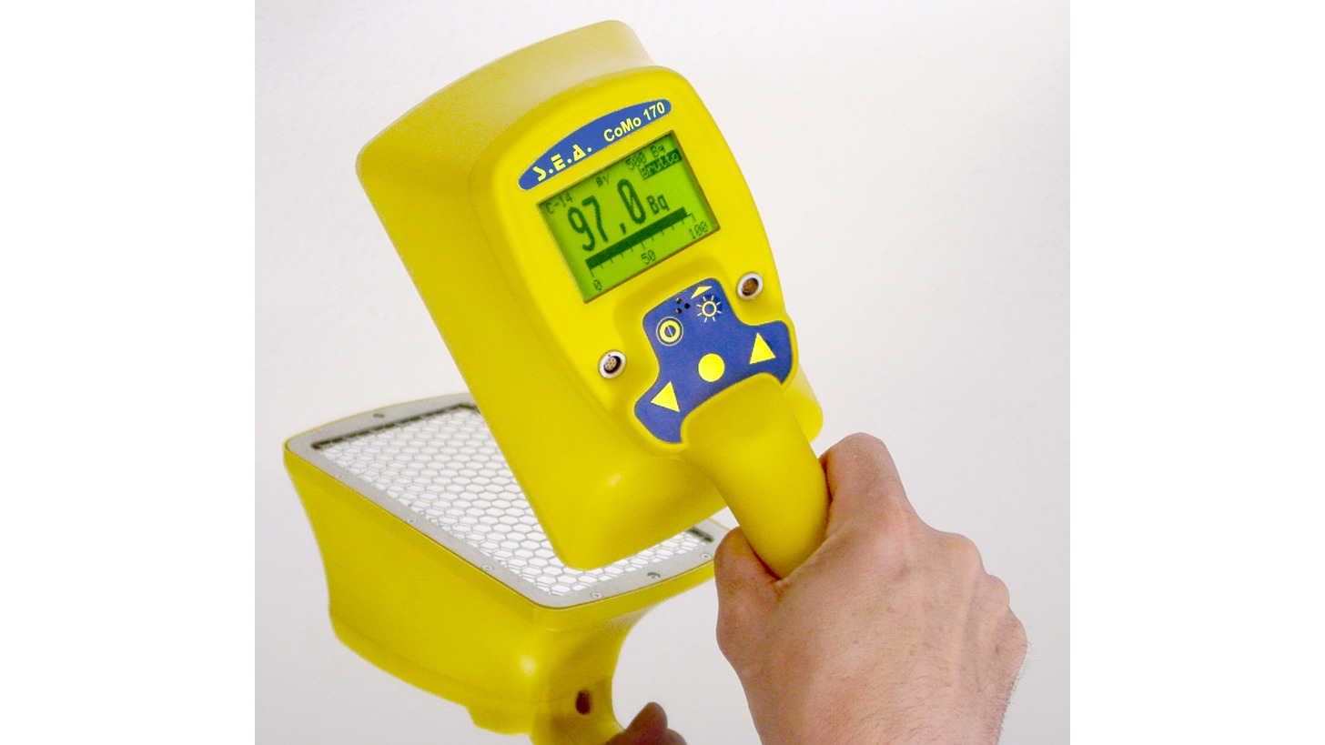 Logo CoMo 170 - Contamination Monitor