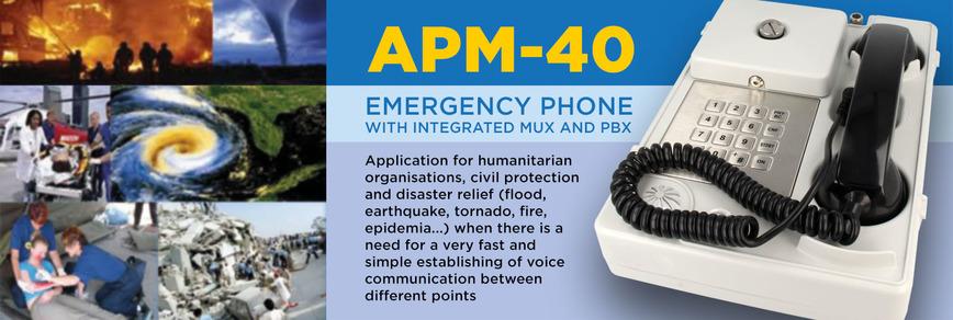 Logo APM-40