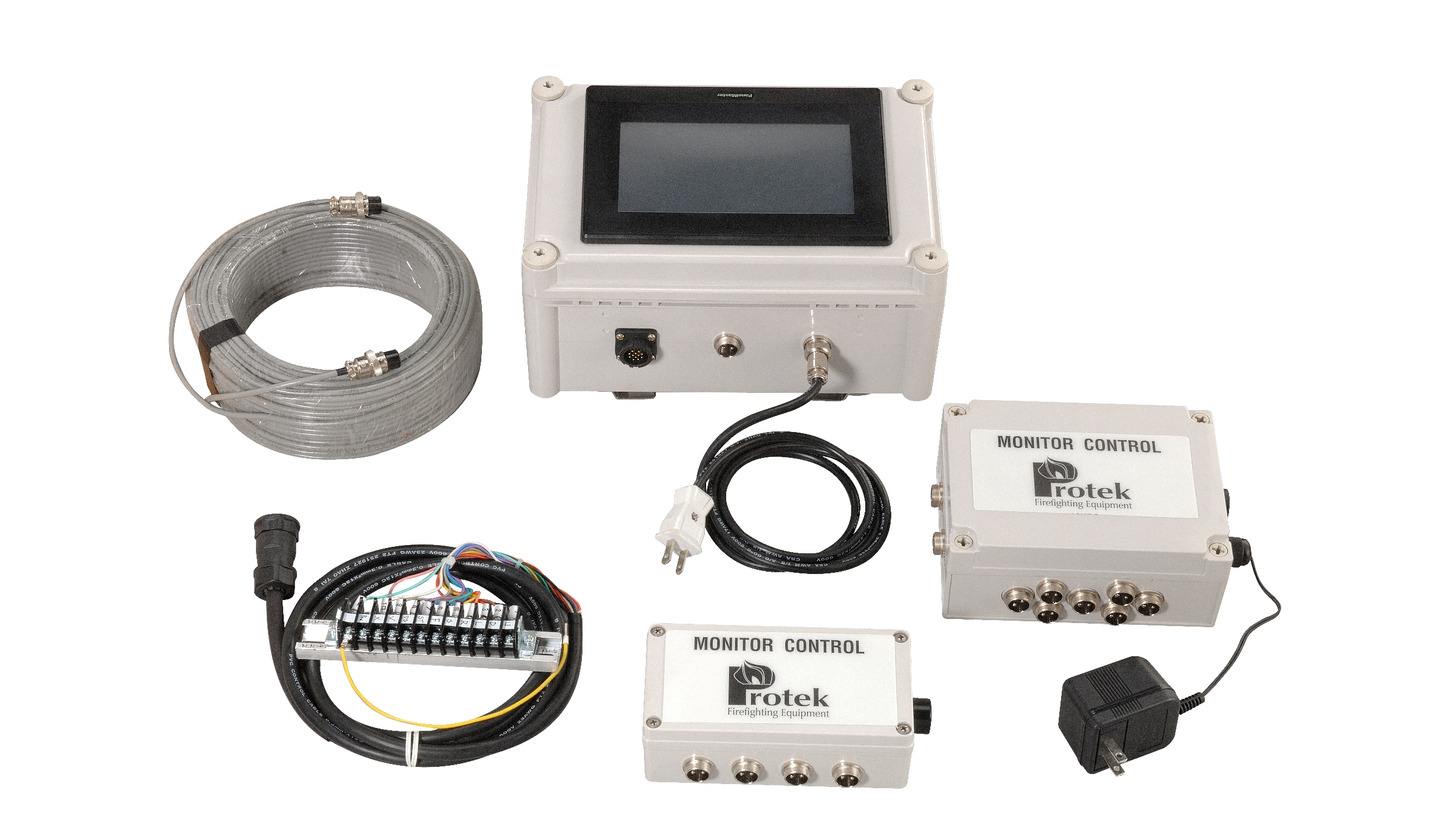 Logo Integrated Remote Control System