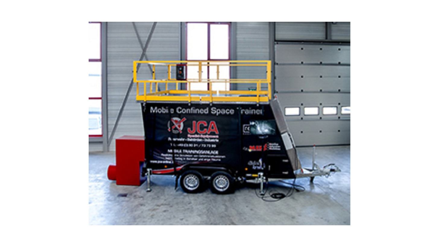 Logo Mobile Confined Space Training