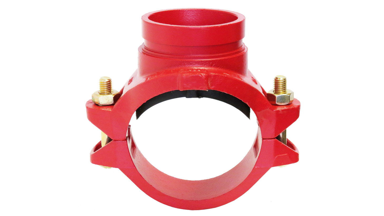Logo Grooved Pipe Fitting System
