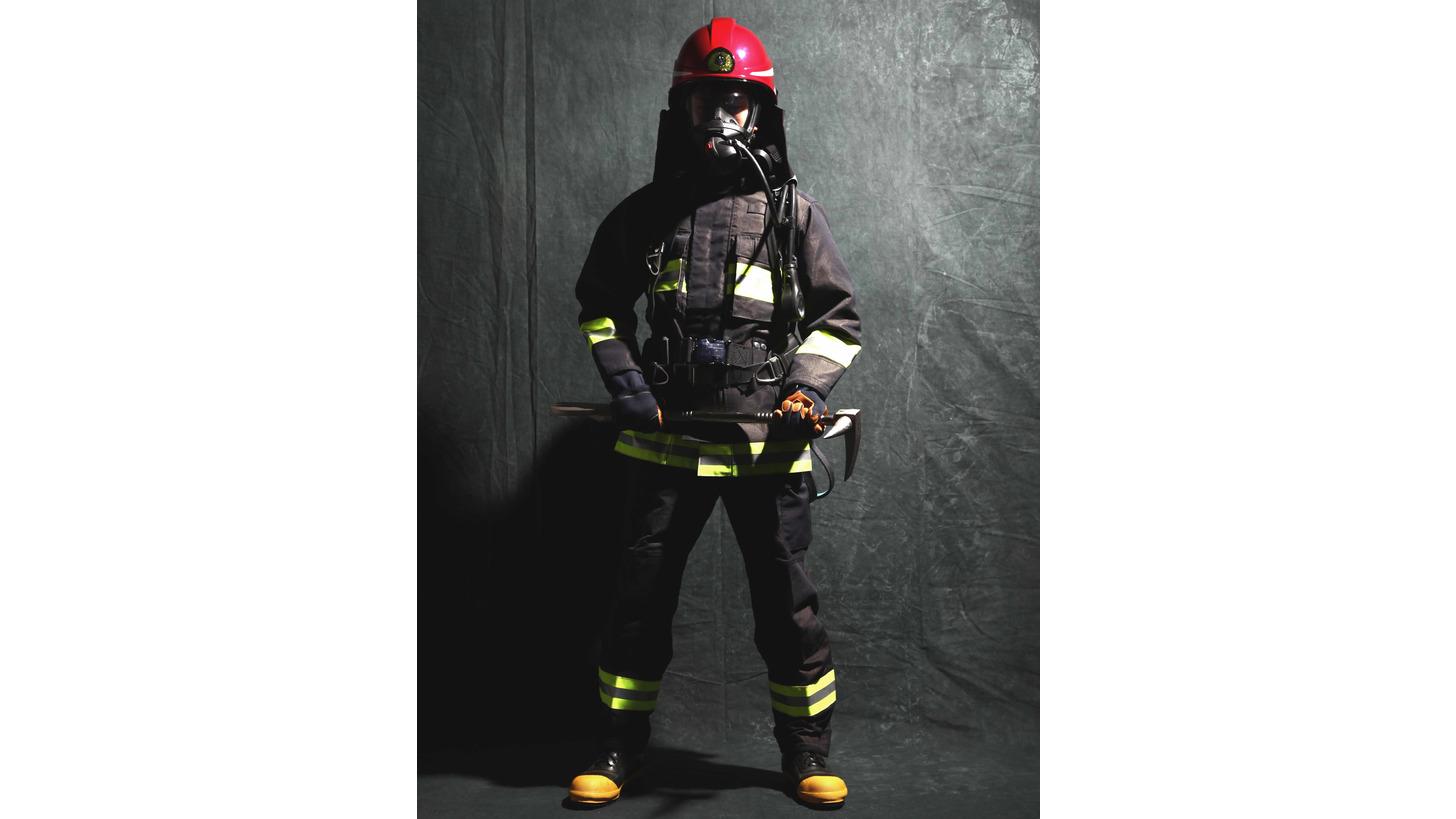 Logo Fire Suit M4405 Tough Athlete