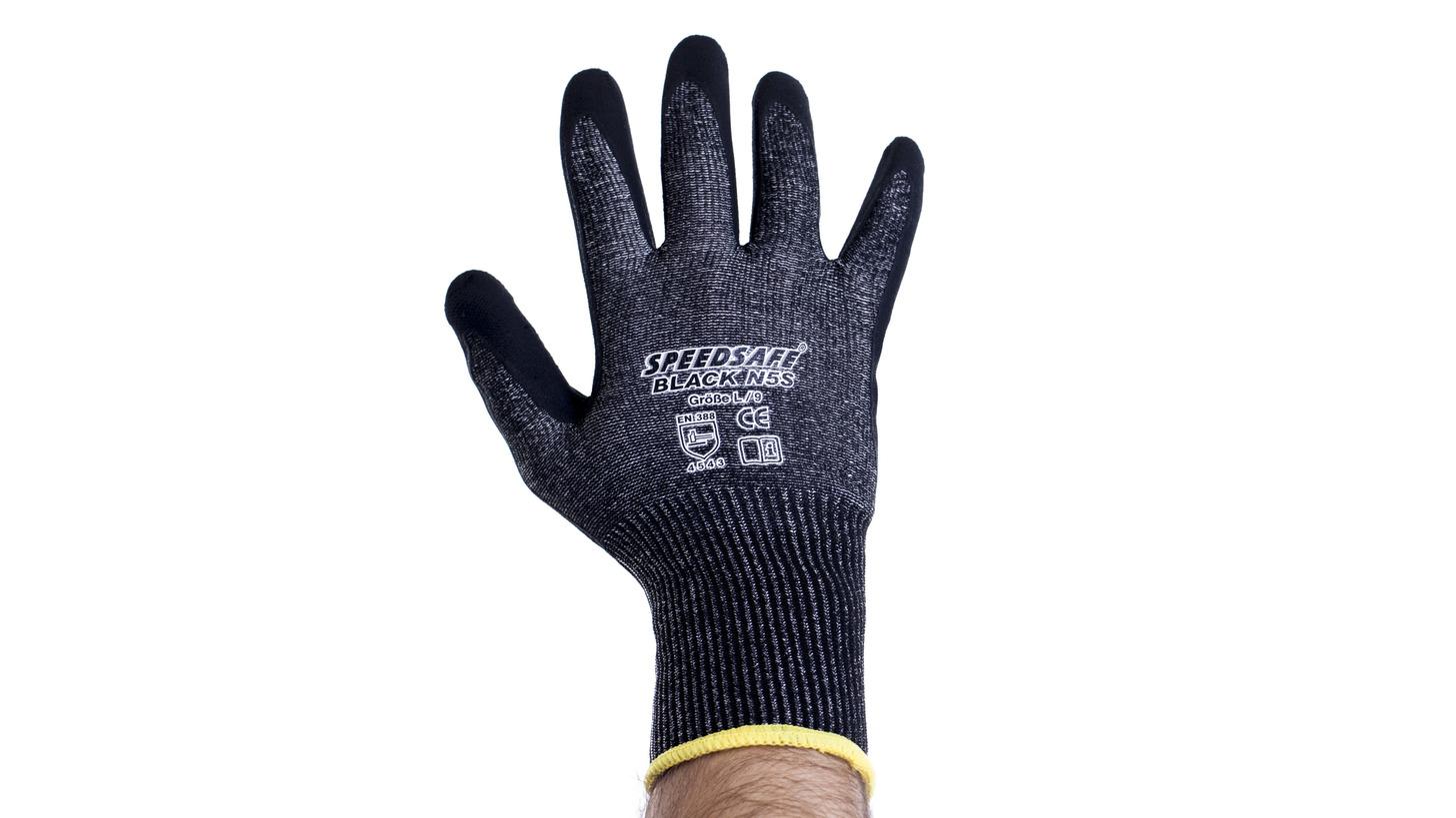 Logo Speedsafe Schnittschutzhandschuhe EN388