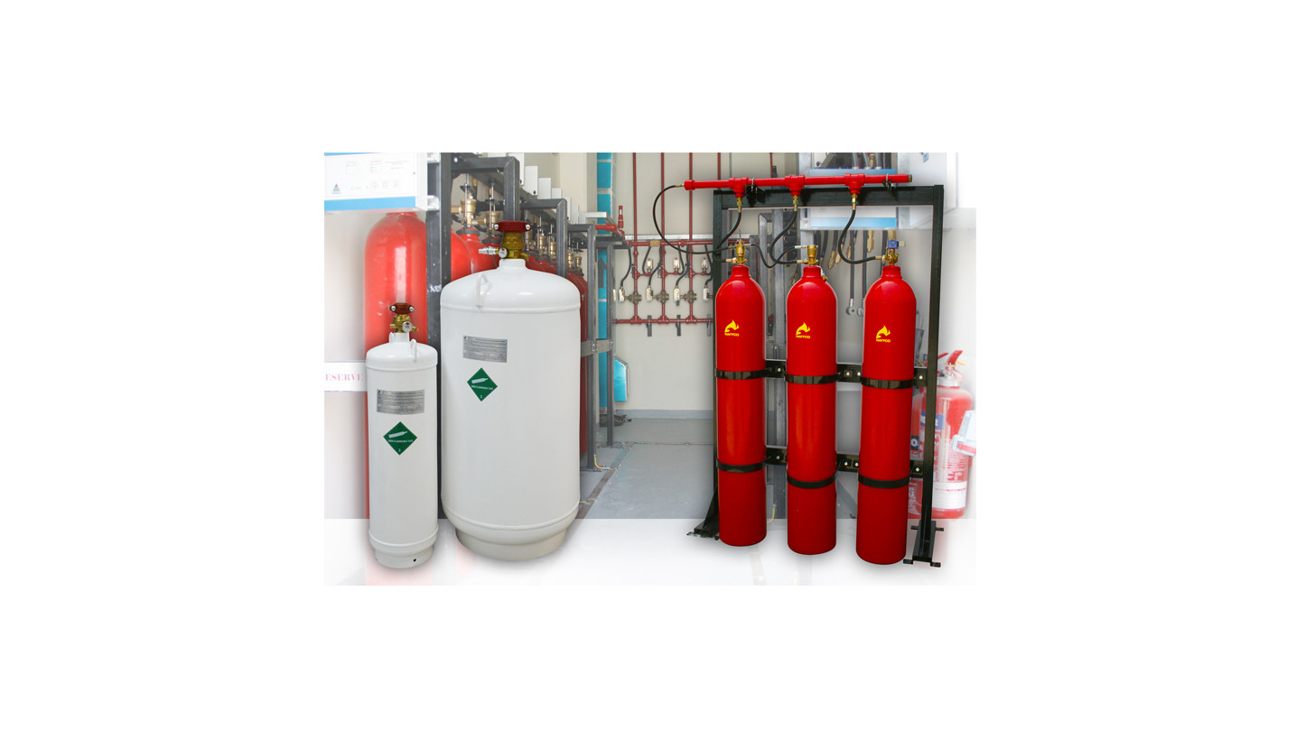 Logo Fire Protection System