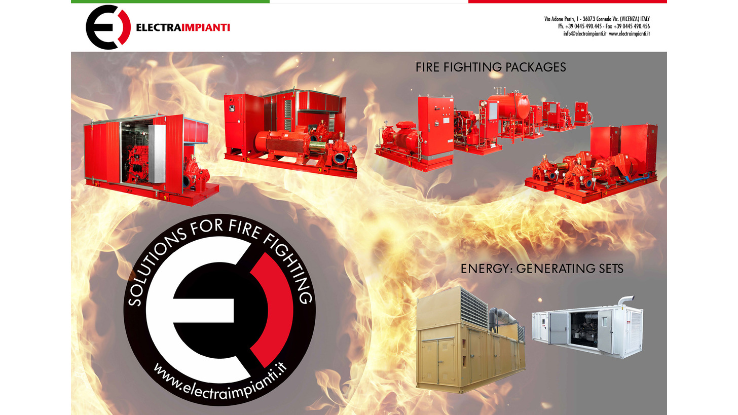 Logo Complete Fire Fighting Packages