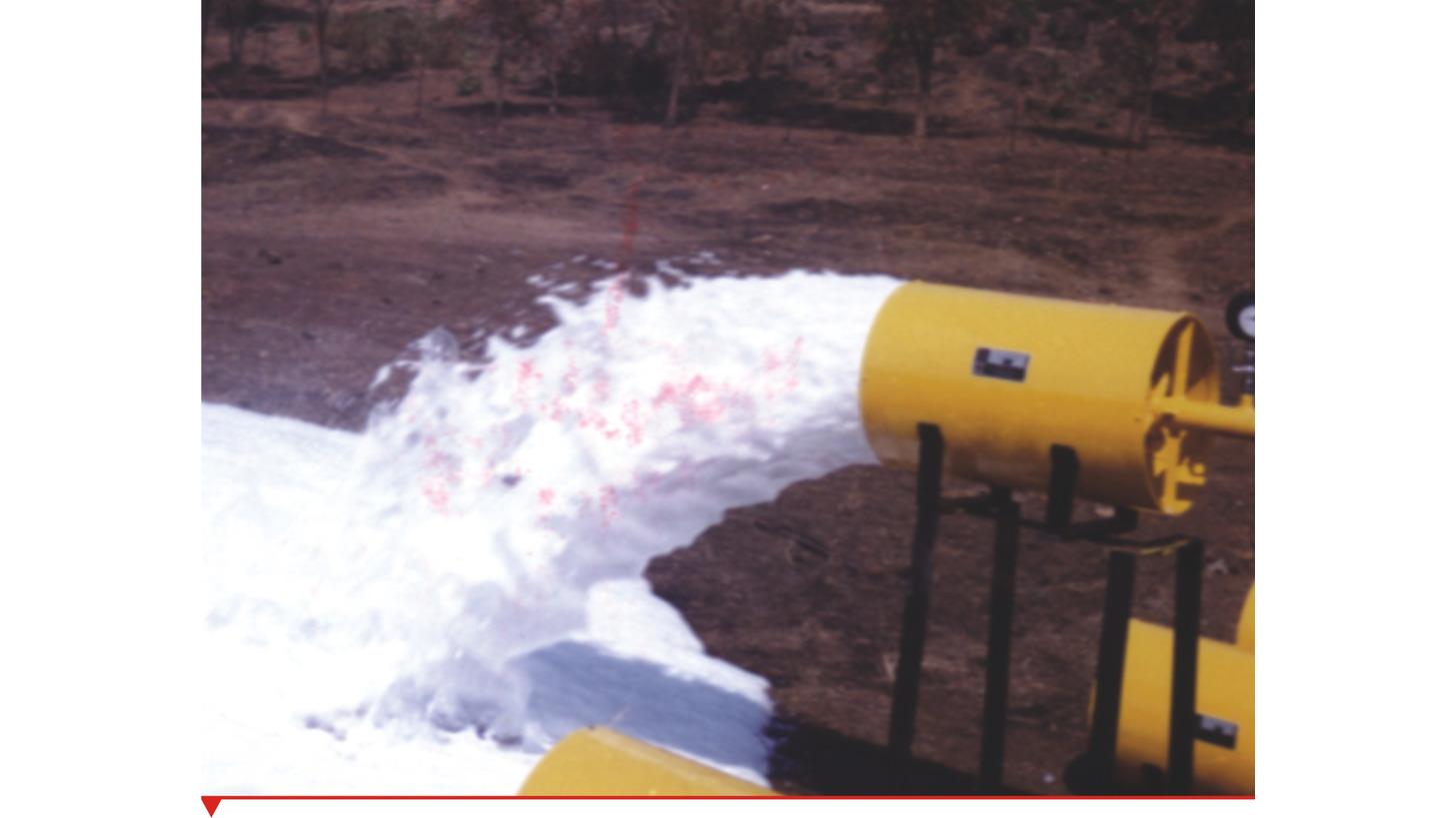 Logo Medium Expansion Foam Generators